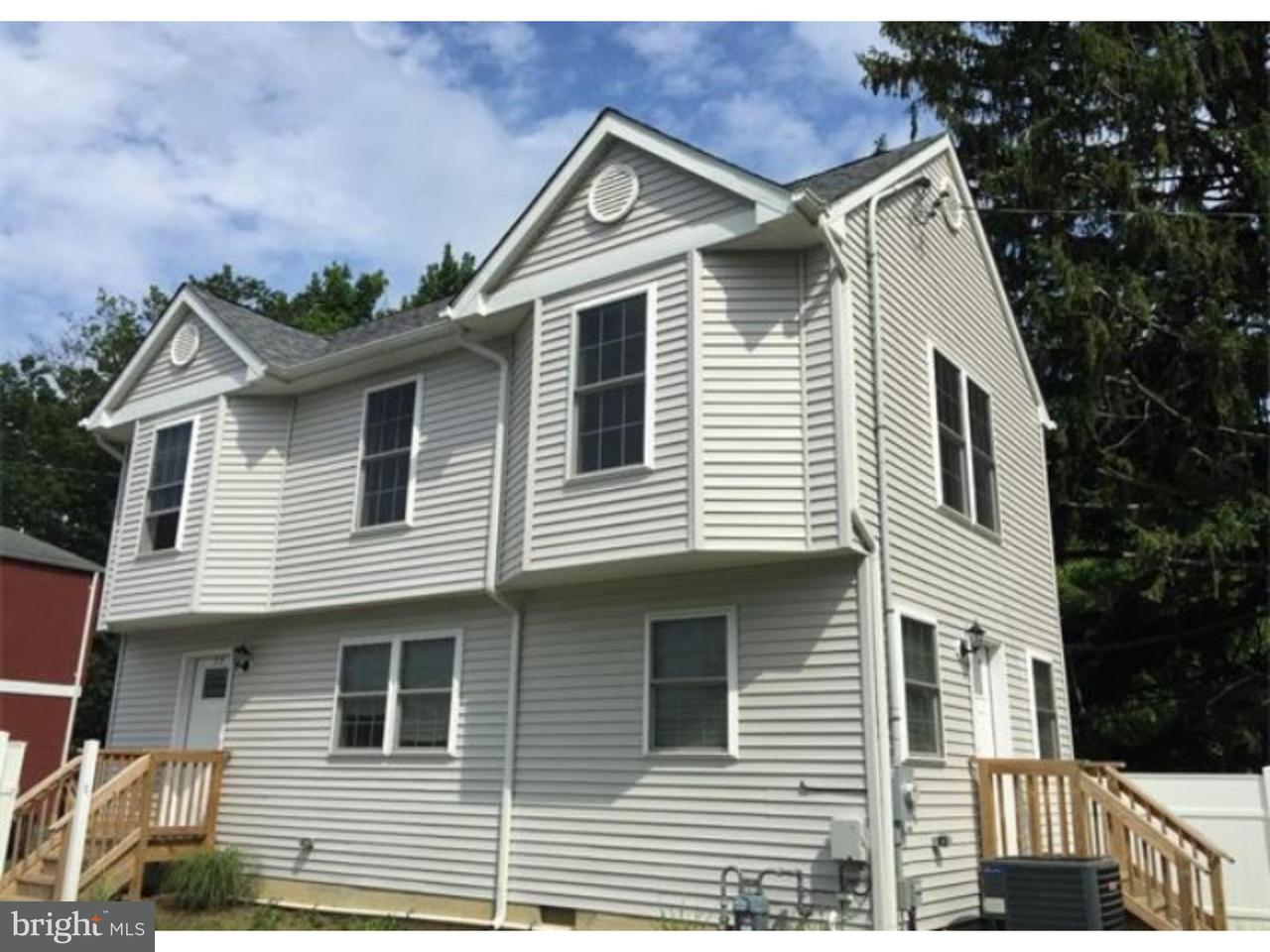 Townhouse for Rent at 97-99 PENNSYLVANIA Avenue Ewing, New Jersey 08638 United StatesMunicipality: Ewing Township