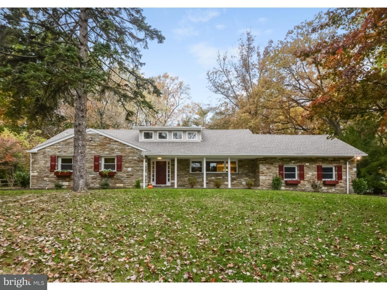 独户住宅 为 销售 在 1682 GRAHAM Road 梅多布鲁克, 宾夕法尼亚州 19046 美国