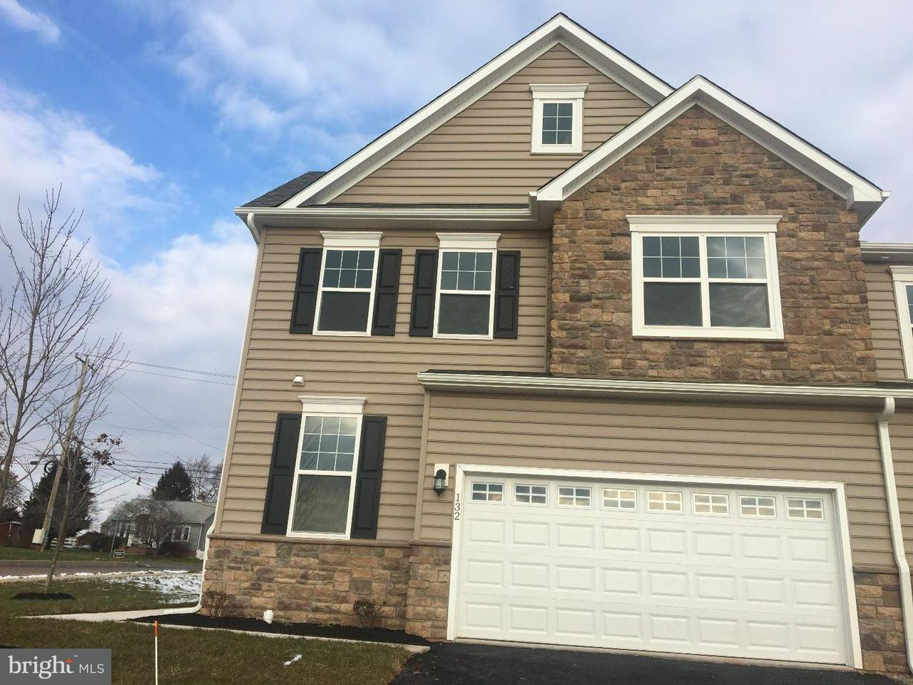 Townhouse for Rent at 132 AUBREY Lane Royersford, Pennsylvania 19426 United States
