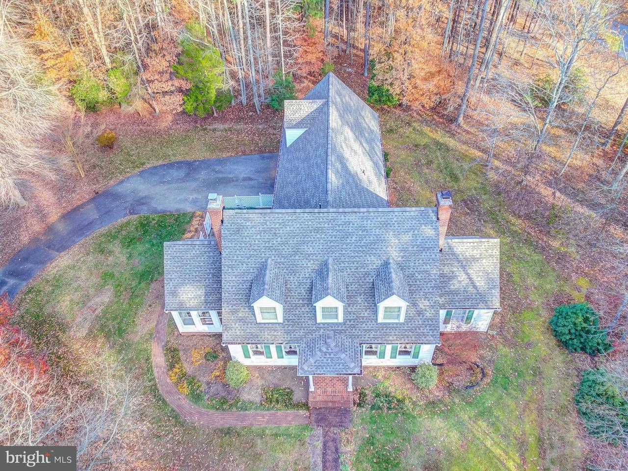 단독 가정 주택 용 매매 에 4390 GUINEVERE Lane 4390 GUINEVERE Lane Pomfret, 메릴랜드 20675 미국