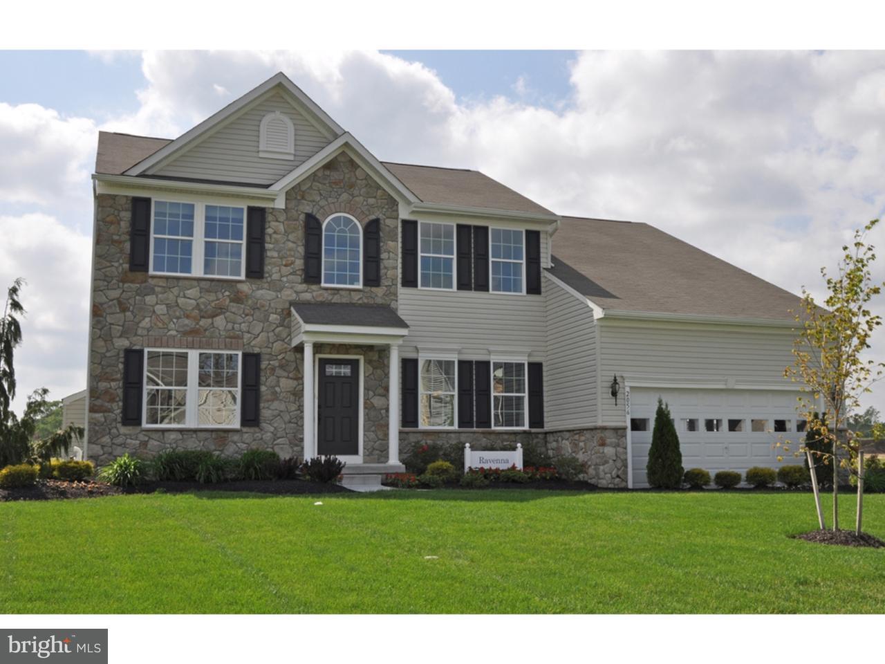 Maison unifamiliale pour l Vente à 300 PEAR TREE Court Delran, New Jersey 08075 États-Unis
