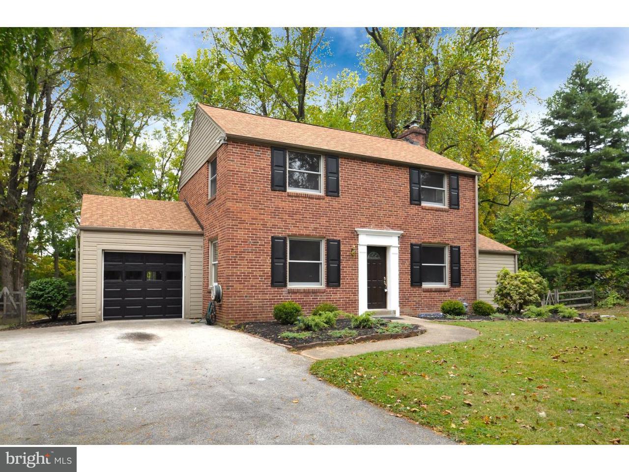 独户住宅 为 出租 在 705 ROBERTS Road 安布勒, 宾夕法尼亚州 19002 美国