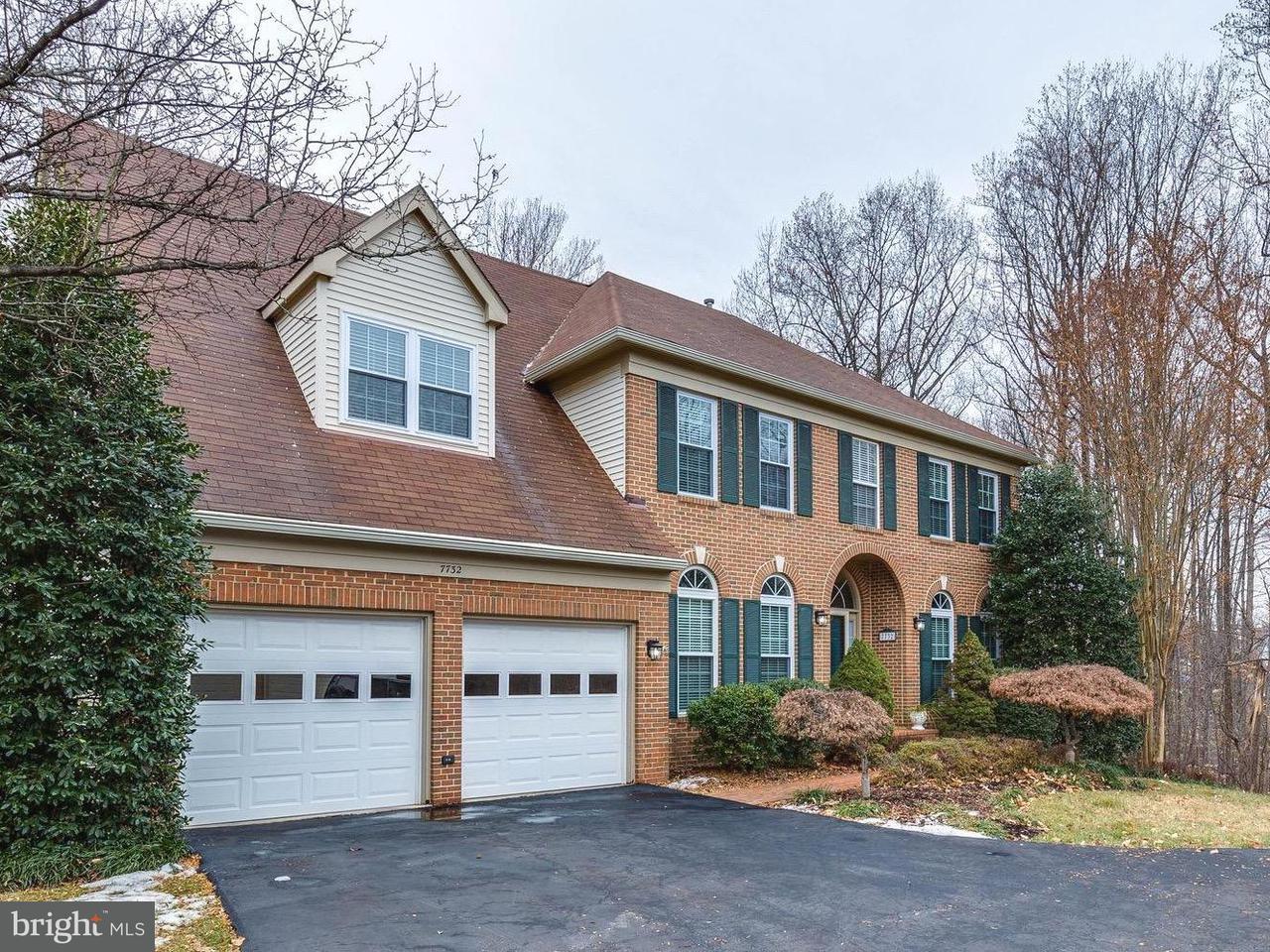 独户住宅 为 销售 在 7732 WHITE WILLOW Court 7732 WHITE WILLOW Court 斯普林菲尔德, 弗吉尼亚州 22153 美国
