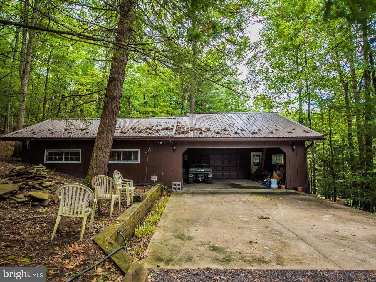 Eensgezinswoning voor Verkoop een t 364 WOLF PIT Lane 364 WOLF PIT Lane Warfordsburg, Pennsylvania 17267 Verenigde Staten