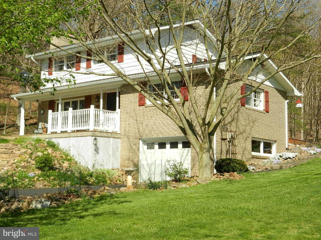 Single Family for Sale at 15300 Cresap Mill Rd SE Oldtown, Maryland 21555 United States
