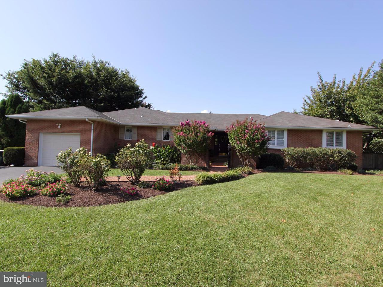 Einfamilienhaus für Verkauf beim 8210 RIDGELEA Court 8210 RIDGELEA Court Frederick, Maryland 21702 Vereinigte Staaten