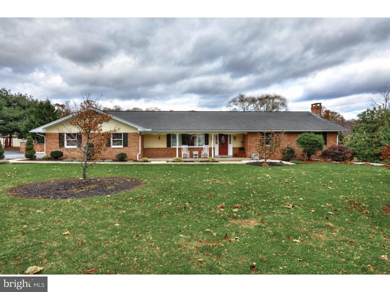 Single Family Home for Sale at 124 KUTZ Road Fleetwood, Pennsylvania 19522 United States