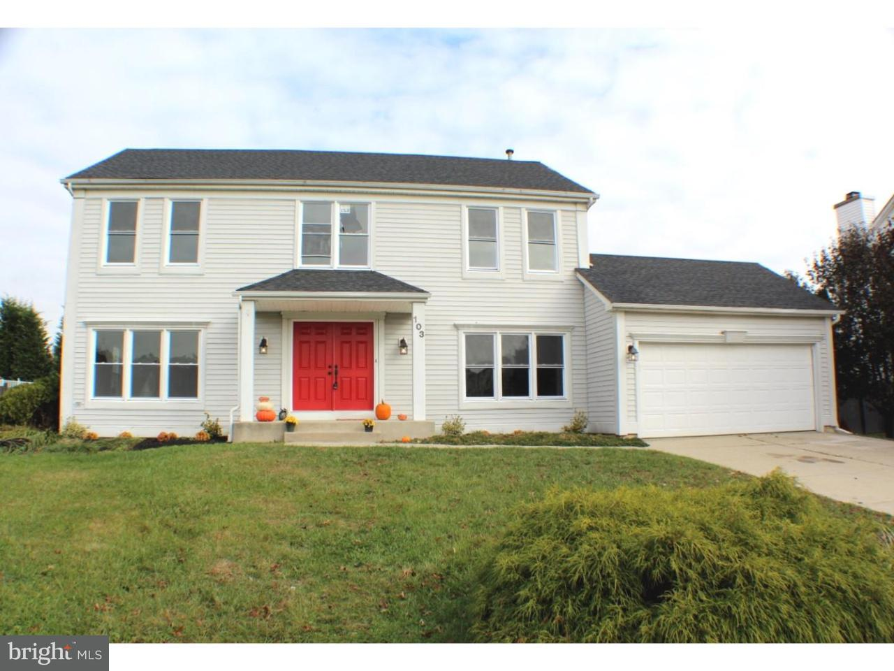 Single Family Home for Sale at 103 DESCHLER BLVD Clayton, New Jersey 08312 United States