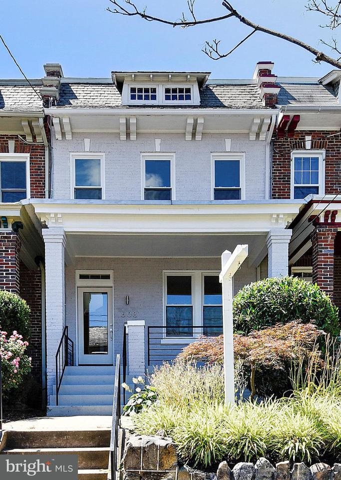 联栋屋 为 销售 在 608 EMERSON ST NW 608 EMERSON ST NW 华盛顿市, 哥伦比亚特区 20011 美国