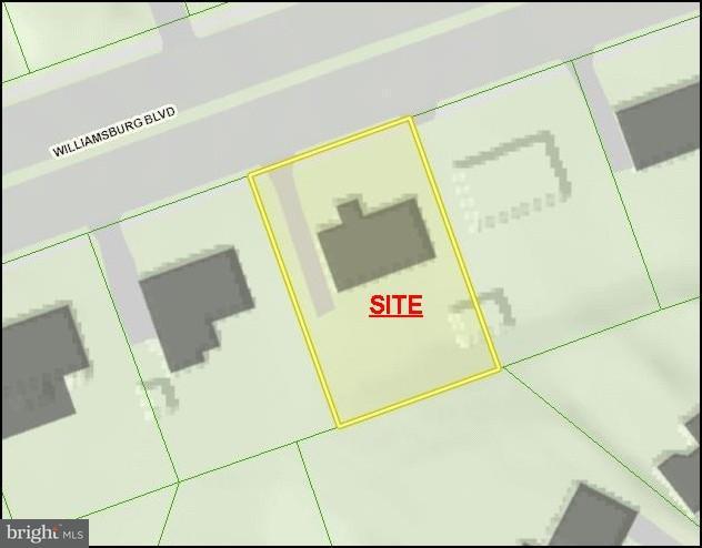 土地 のために 売買 アット 5506 WILLIAMSBURG BLVD 5506 WILLIAMSBURG BLVD Arlington, バージニア 22207 アメリカ合衆国