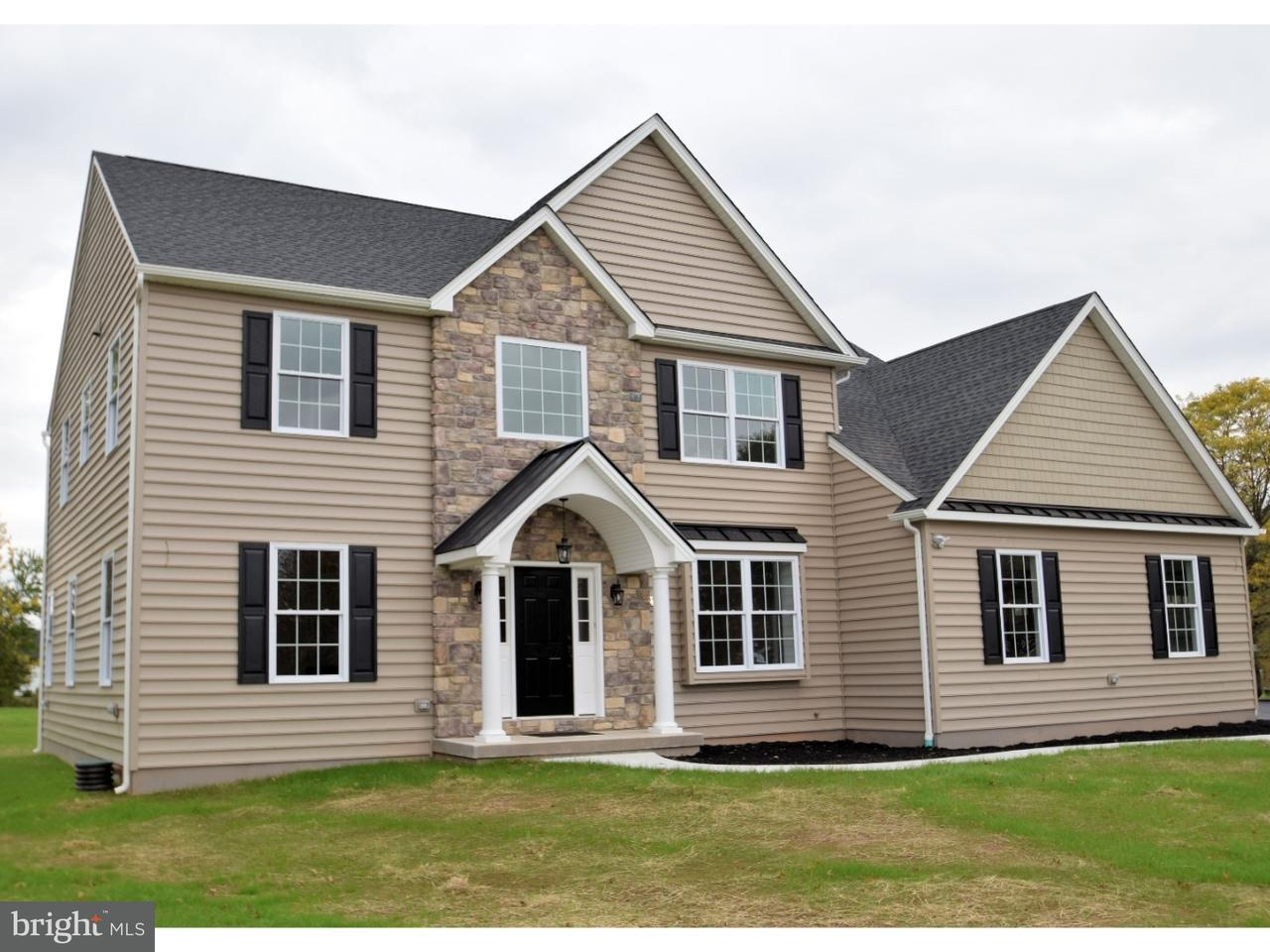Single Family Home for Sale at 1806 FAIRGROUNDS RD #LOT #1 Hatfield, Pennsylvania 19440 United States