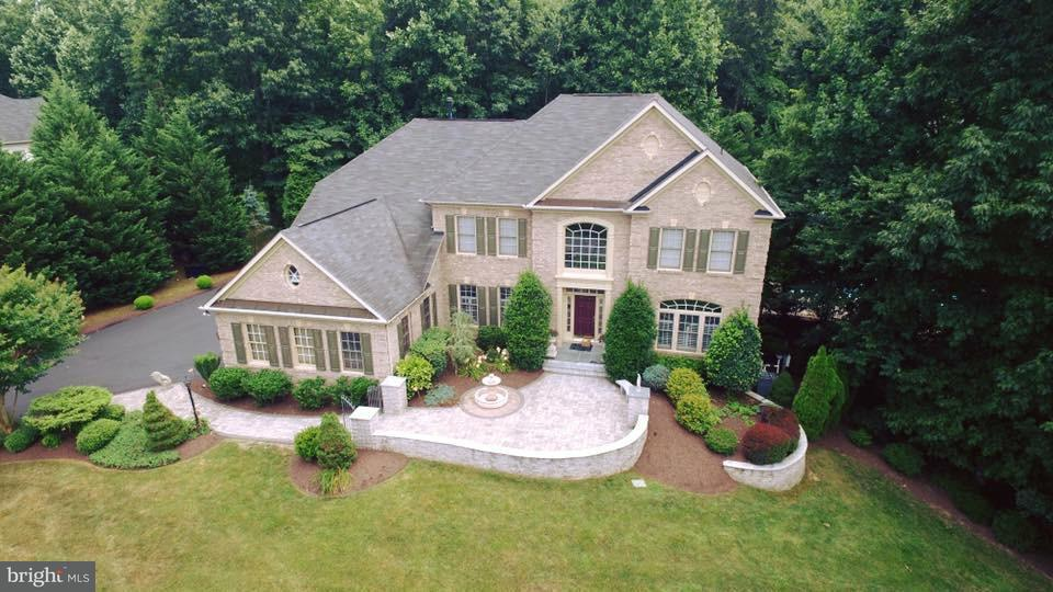 Single Family Home for Sale at 17188 TATTERSHALL WAY 17188 TATTERSHALL WAY Jeffersonton, Virginia 22724 United States