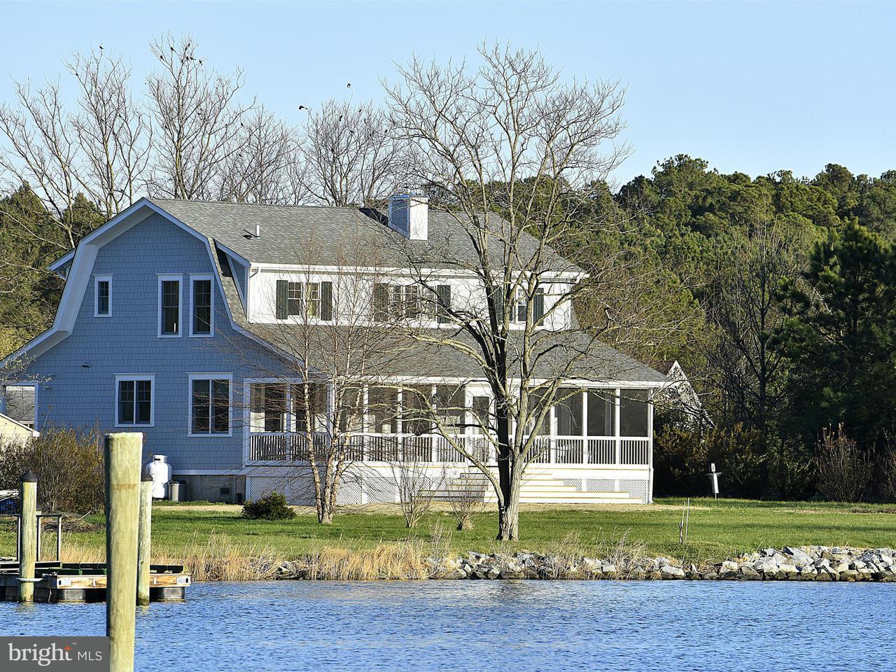 Casa Unifamiliar por un Venta en 22610 ANNA MAY Drive 22610 ANNA MAY Drive Wittman, Maryland 21676 Estados Unidos