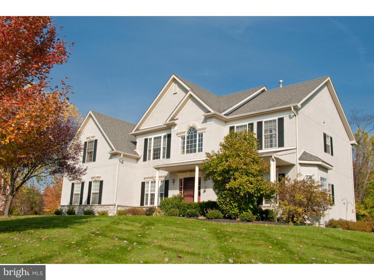 Single Family Home for Sale at 31 CAMERON Court Exton, Pennsylvania 19341 United States