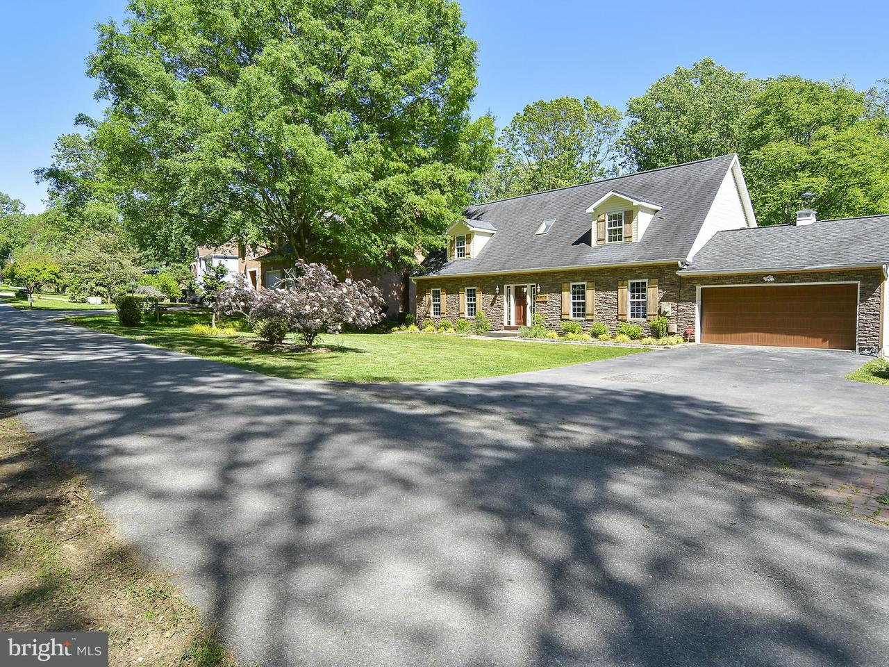 Single Family Home for Sale at 13907 OVERTON Lane 13907 OVERTON Lane Silver Spring, Maryland 20904 United States