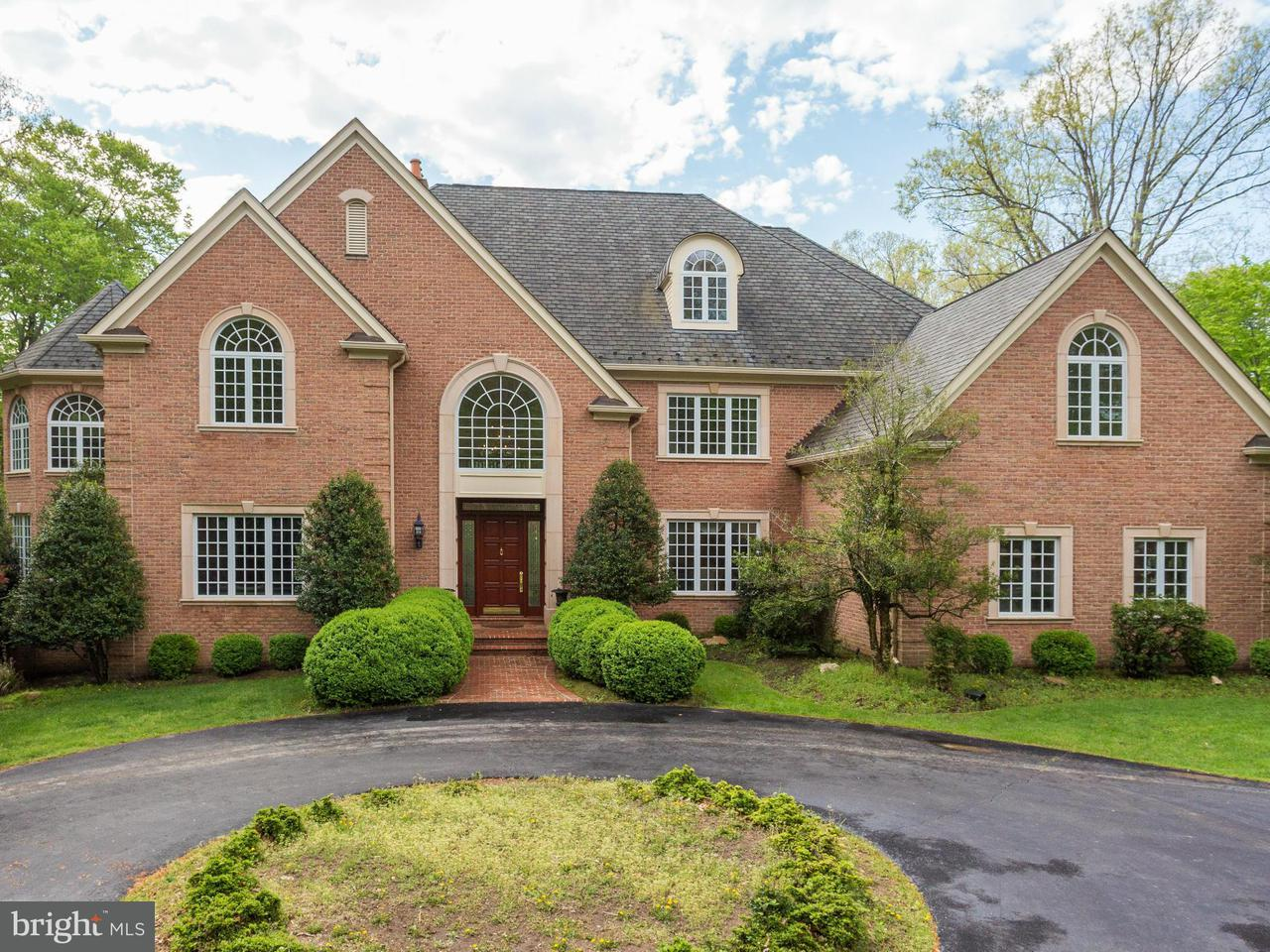 Частный односемейный дом для того Продажа на 12994 WYCKLAND Drive 12994 WYCKLAND Drive Clifton, Виргиния 20124 Соединенные Штаты
