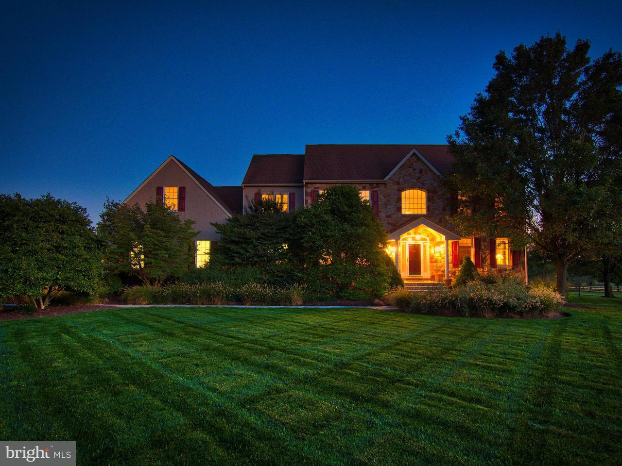 Частный односемейный дом для того Продажа на 68 FAWN VALLEY Drive 68 FAWN VALLEY Drive Elkton, Мэриленд 21921 Соединенные Штаты