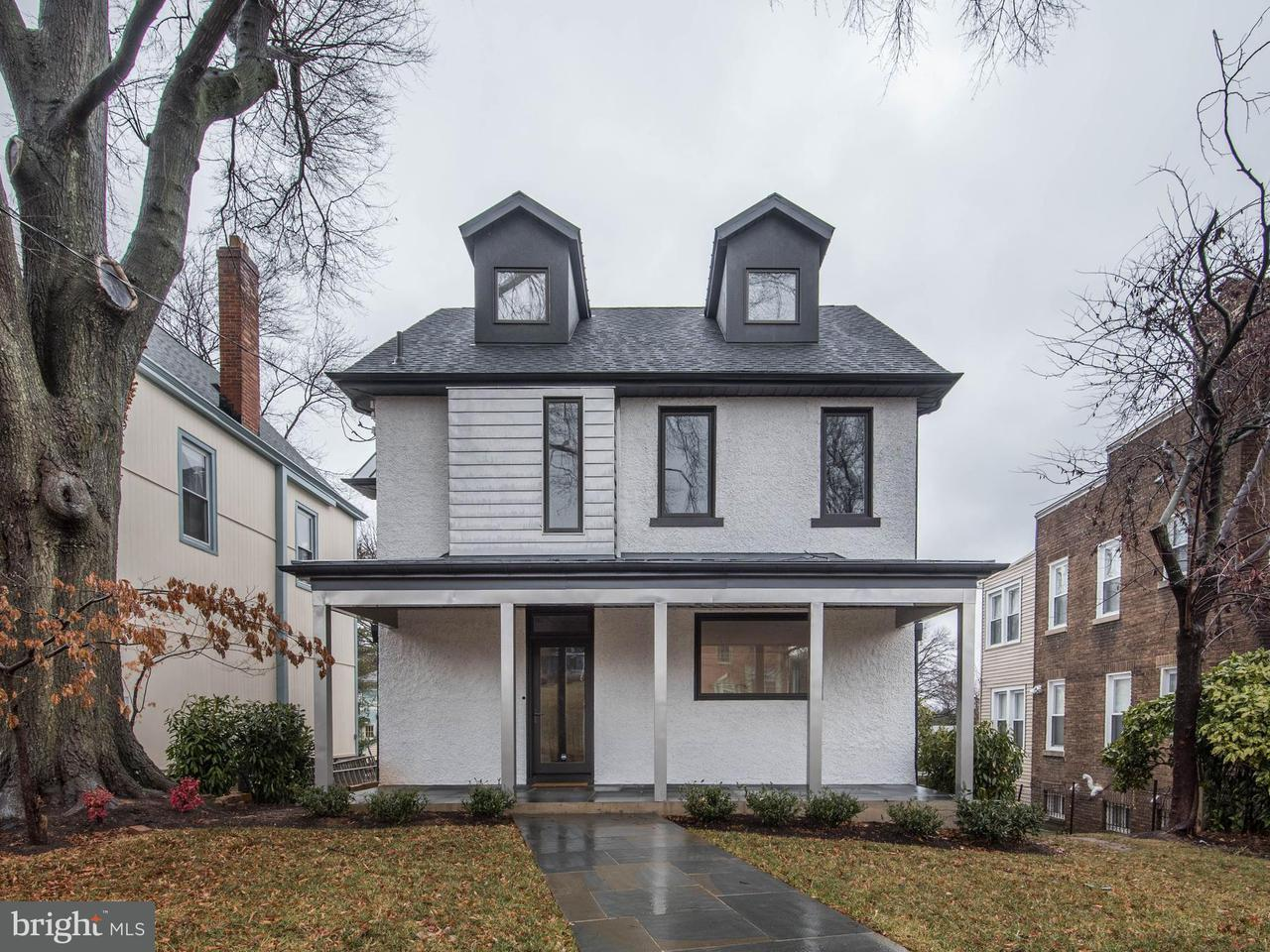 Single Family for Sale at 1504 Newton St NE Washington, District Of Columbia 20017 United States