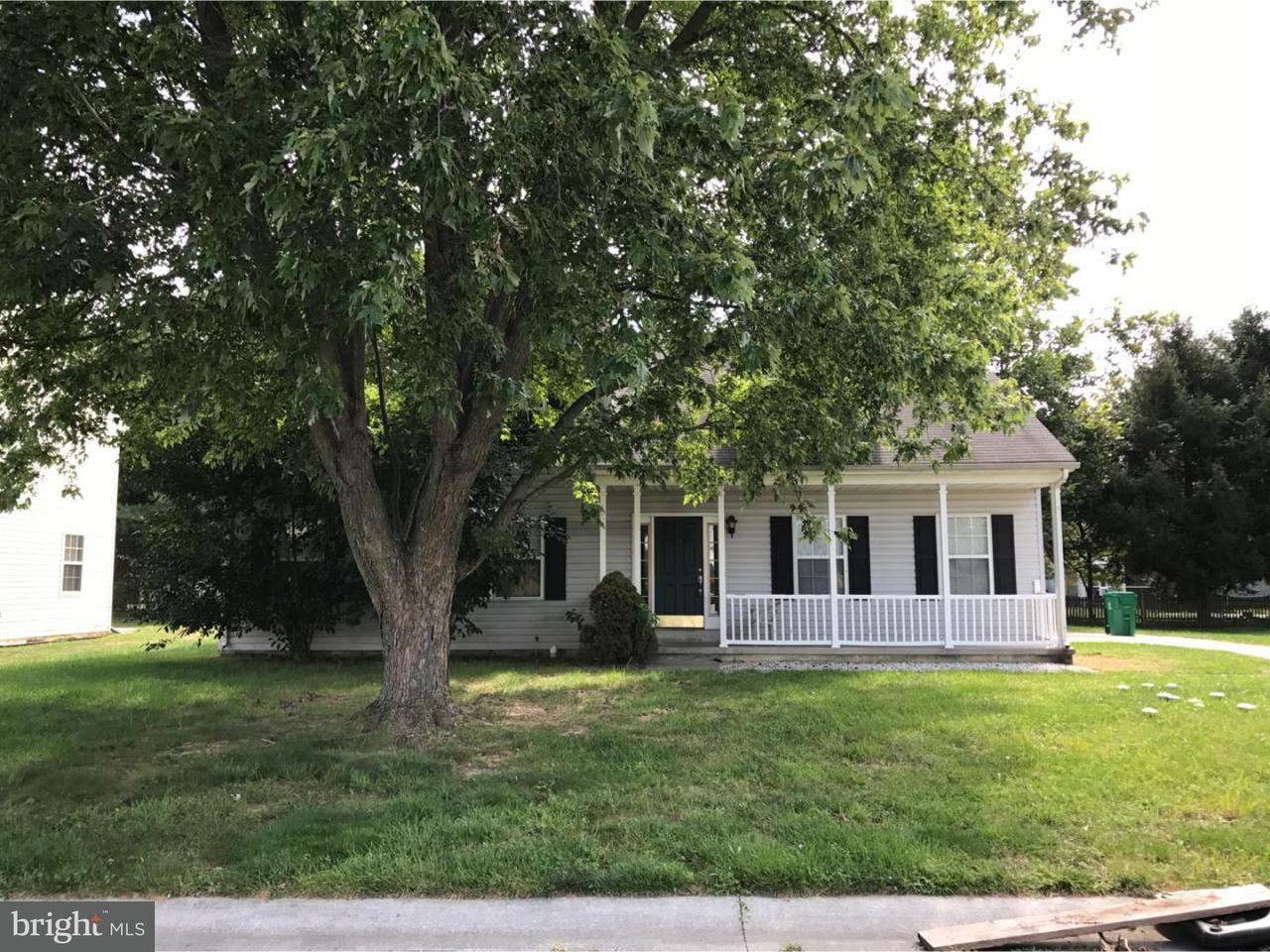 Casa Unifamiliar por un Alquiler en 177 TRAYBERN BLVD Camden Wyoming, Delaware 19934 Estados Unidos