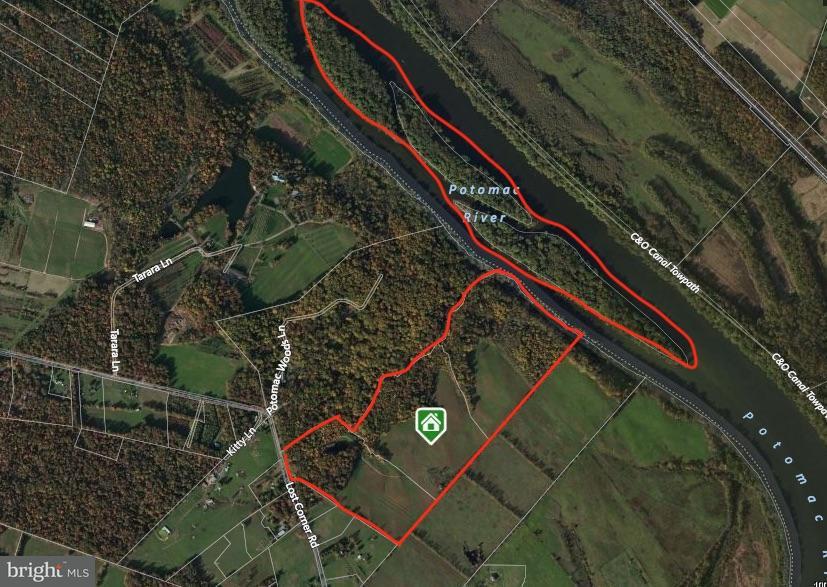 Land voor Verkoop een t 43756 LOST CORNER Road 43756 LOST CORNER Road Leesburg, Virginia 20176 Verenigde Staten
