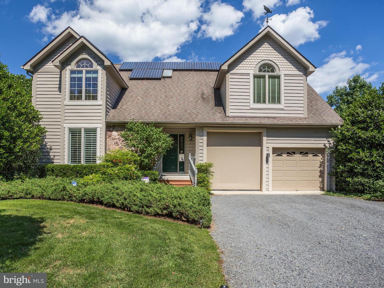 Частный односемейный дом для того Продажа на 11106 BEACON WAY 11106 BEACON WAY Lusby, Мэриленд 20657 Соединенные Штаты
