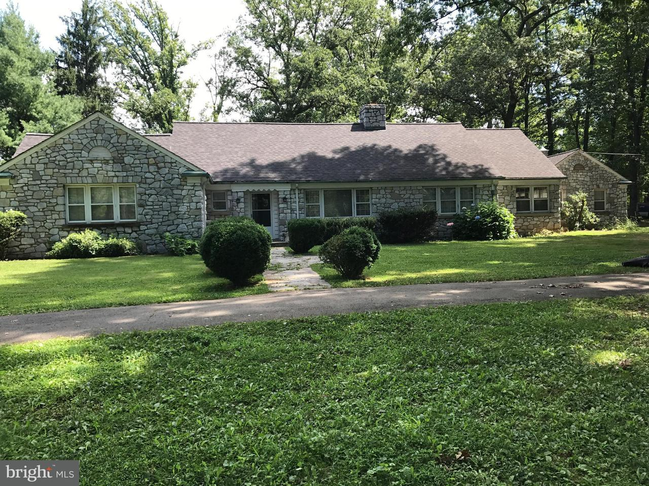Single Family Home for Sale at 4249 Winchester Road 4249 Winchester Road Marshall, Virginia 20115 United States