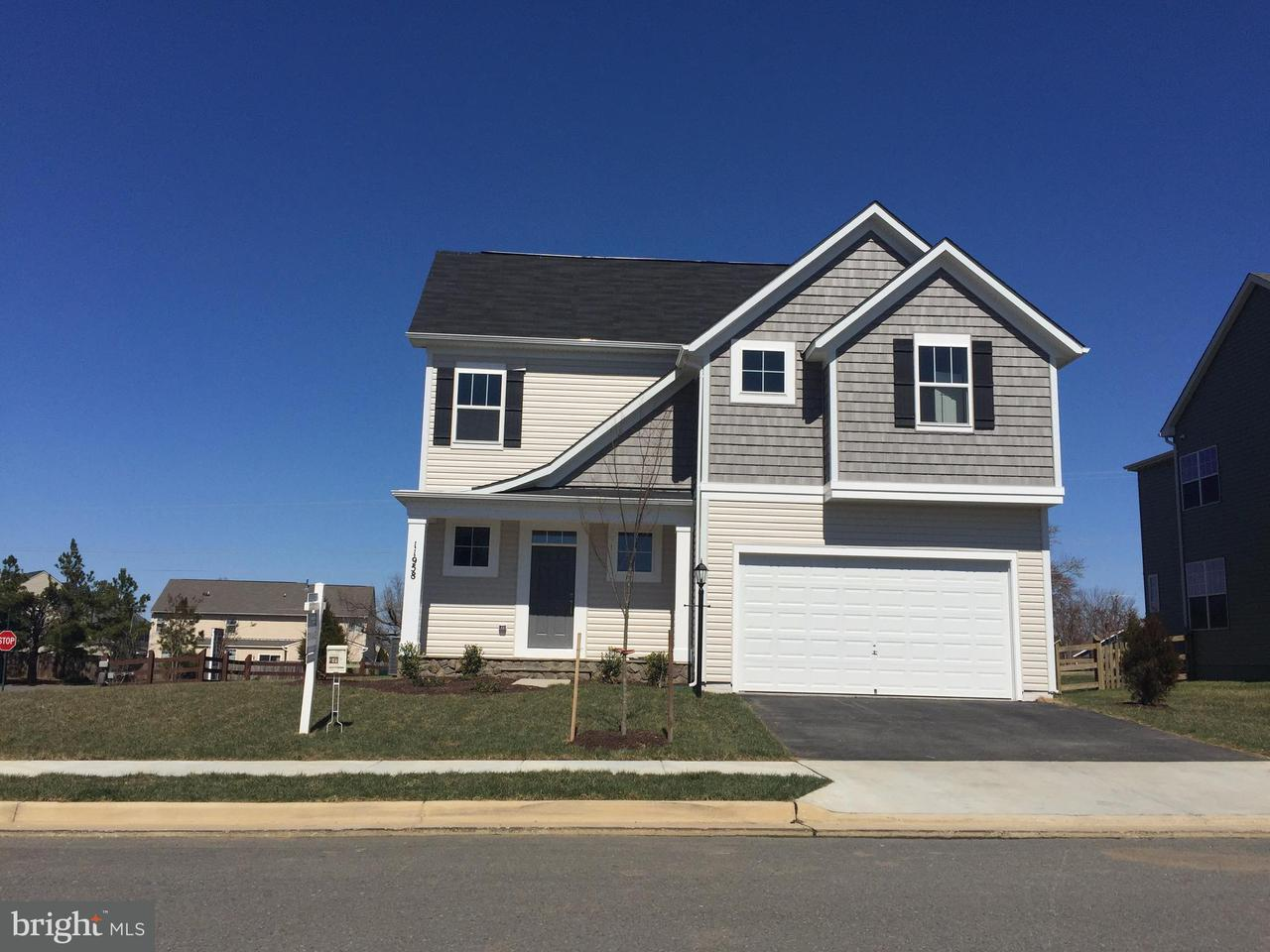 Single Family Home for Sale at 11958 BLUE VIOLET WAY 11958 BLUE VIOLET WAY Bristow, Virginia 20136 United States