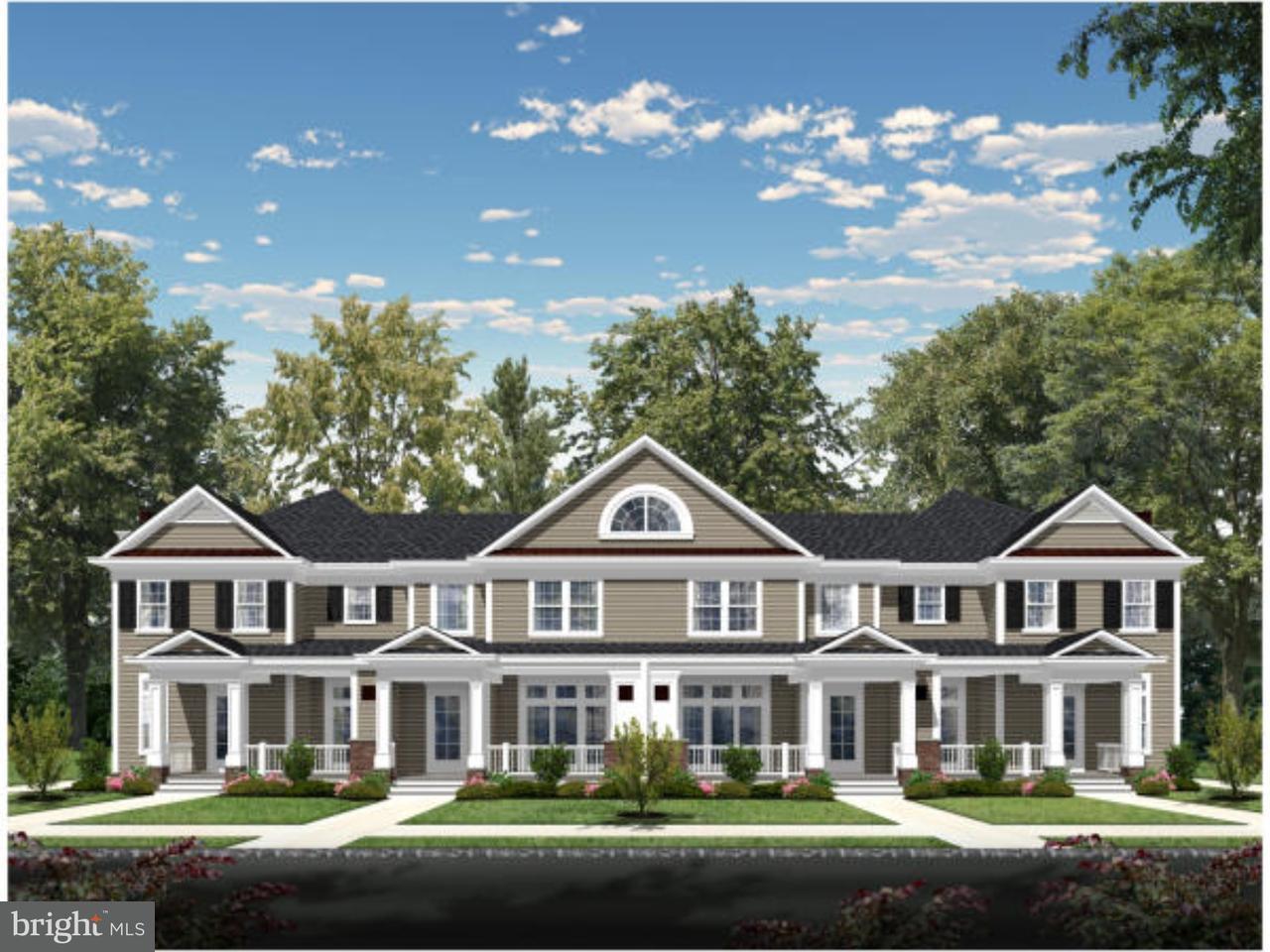 Townhouse for Sale at 29 HAMILTON Drive Cranbury, New Jersey 08512 United StatesMunicipality: Cranbury Township
