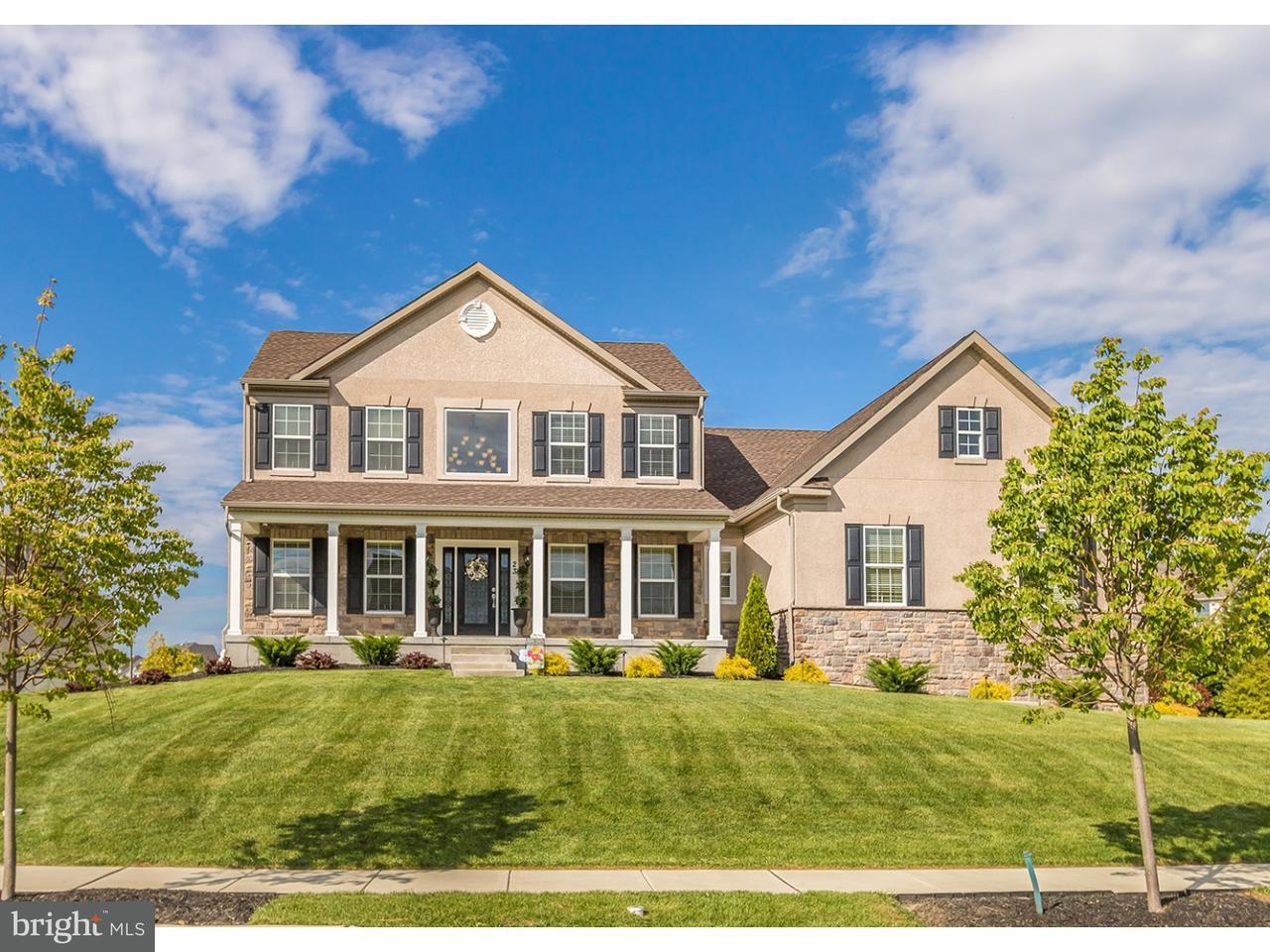 Maison unifamiliale pour l Vente à 23 WELLESLEY WAY Marlton, New Jersey 08053 États-Unis