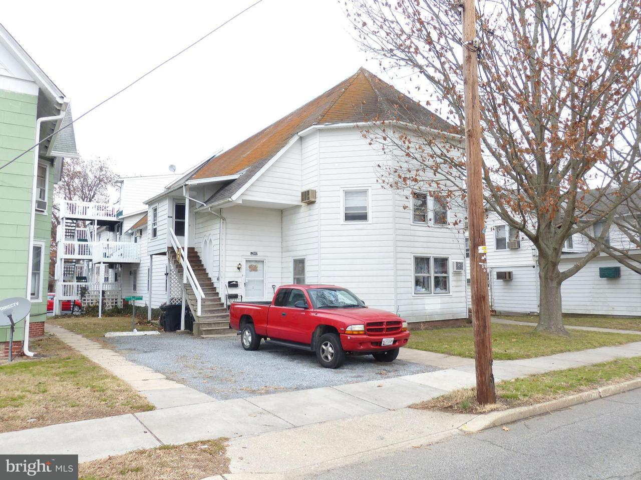 Multi-Family Home for Sale at 507 MARKET Street 507 MARKET Street Denton, Maryland 21629 United States