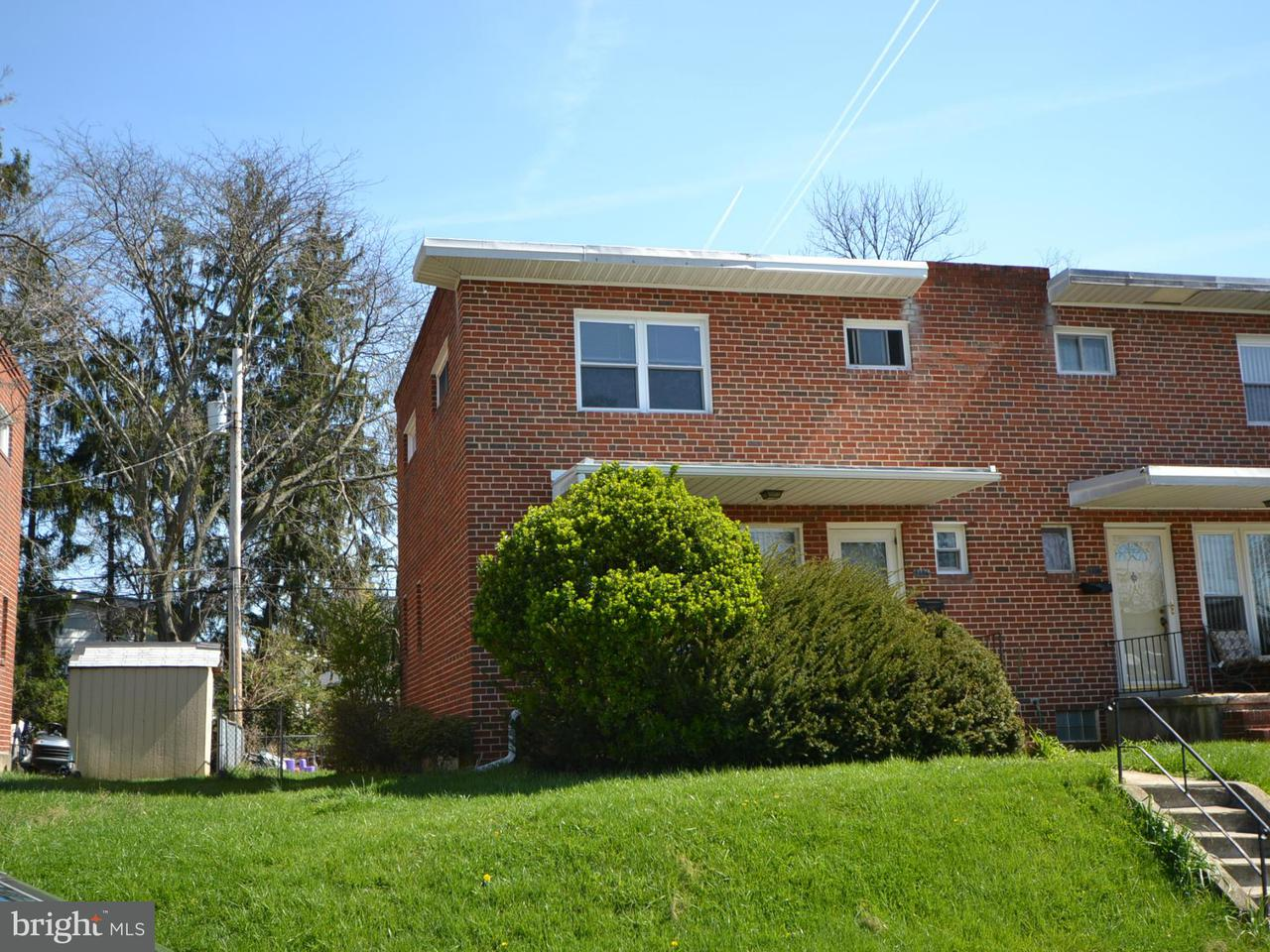 Single Family for Sale at 7106 Boxford Rd Baltimore, Maryland 21215 United States
