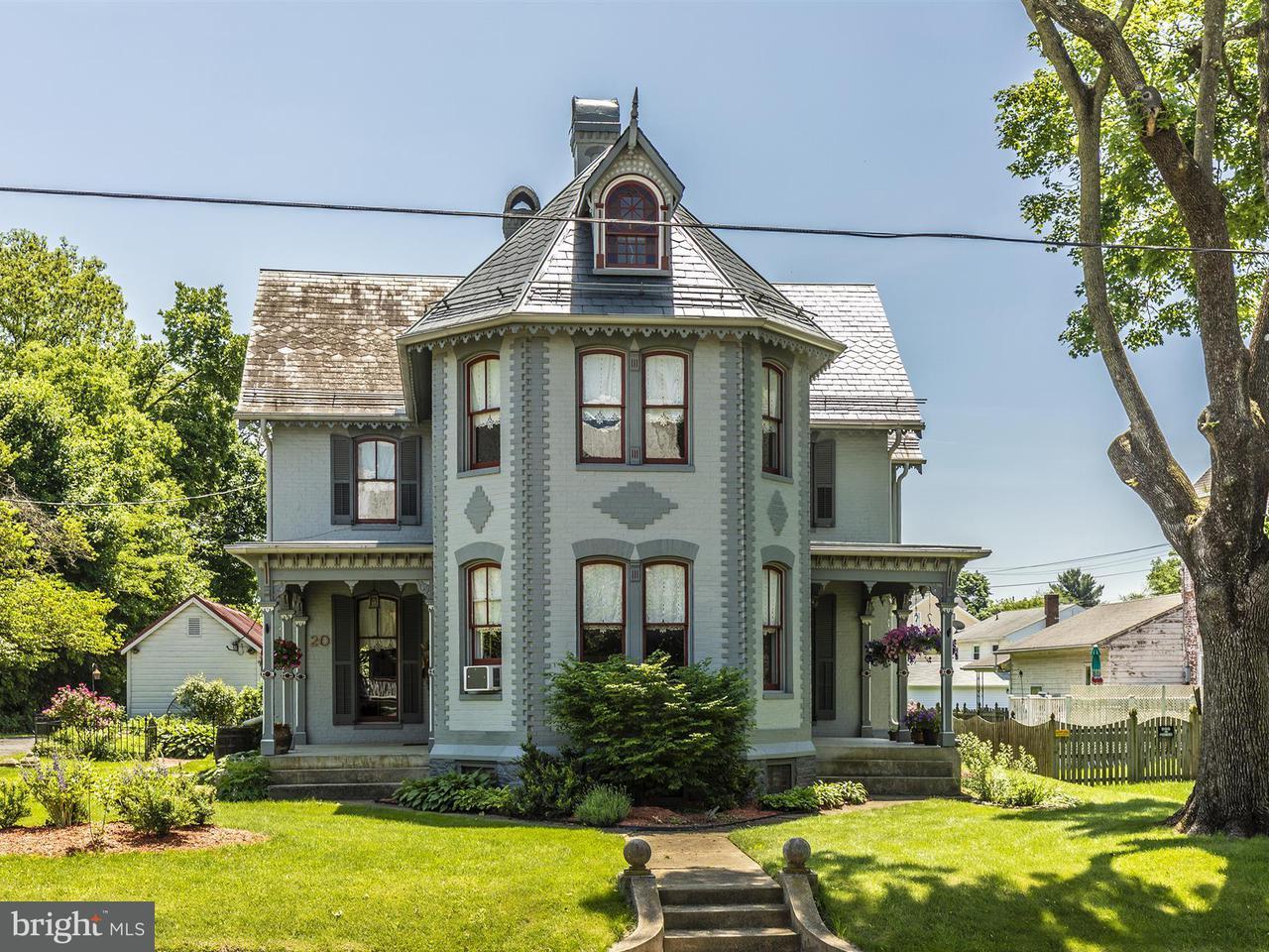 Μονοκατοικία για την Πώληση στο 20 PENNSYLVANIA AVE W 20 PENNSYLVANIA AVE W Walkersville, Μεριλαντ 21793 Ηνωμενεσ Πολιτειεσ