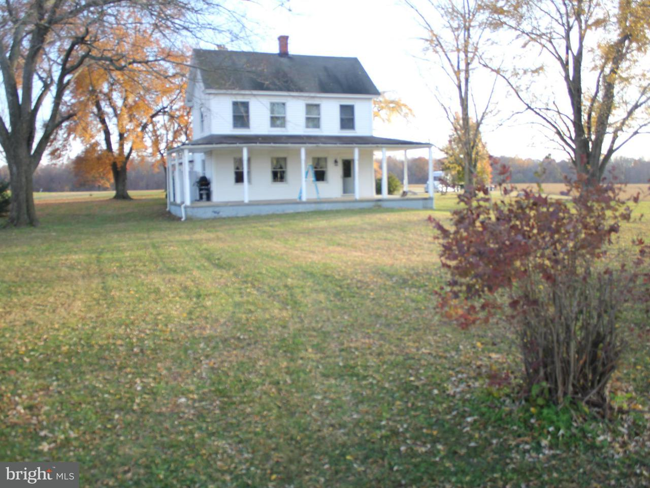 Farm for Sale at 3408 Mcginnes Road 3408 Mcginnes Road Millington, Maryland 21651 United States