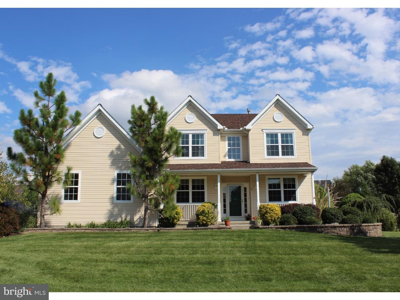 Single Family Home for Sale at 15 CANDLELIGHT Drive Woodstown, New Jersey 08098 United States