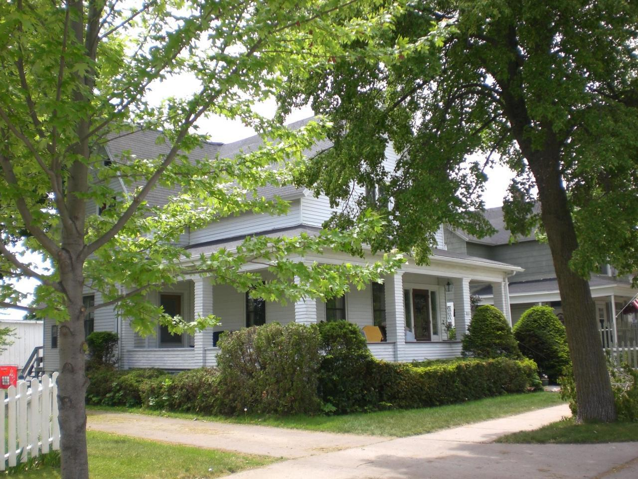 View Single-Family Home For Sale at 601 5th AVE, MENOMINEE, MI