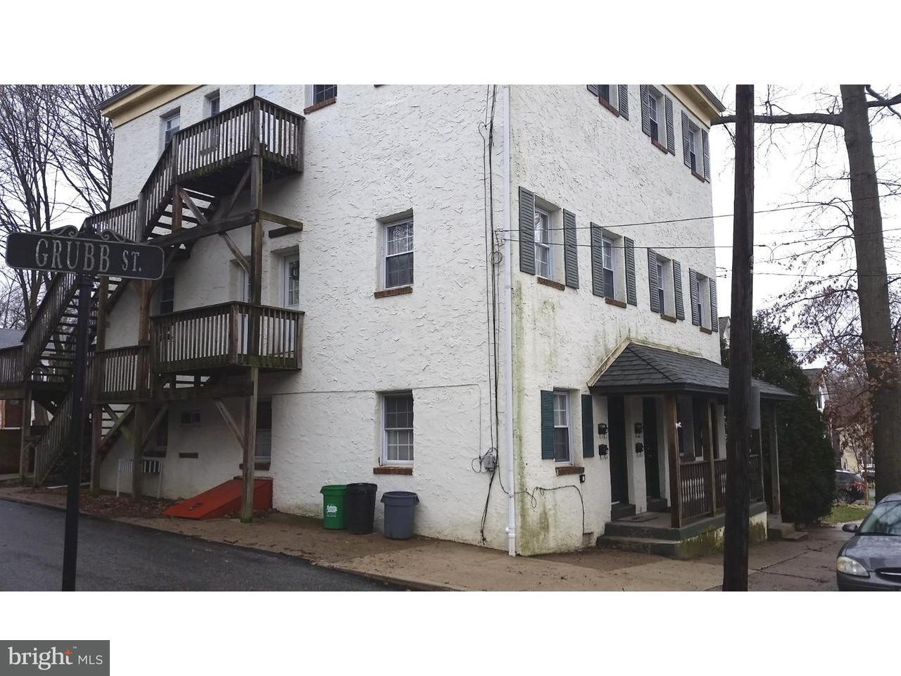 Single Family Home for Rent at 18-20 W 5TH ST #D Media, Pennsylvania 19063 United States