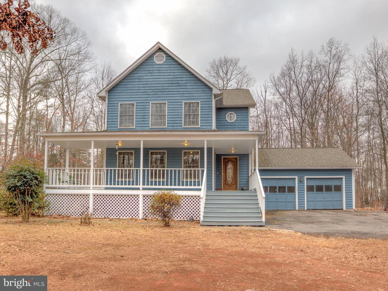 Частный односемейный дом для того Продажа на 12121 Richland Drive 12121 Richland Drive Catharpin, Виргиния 20143 Соединенные Штаты