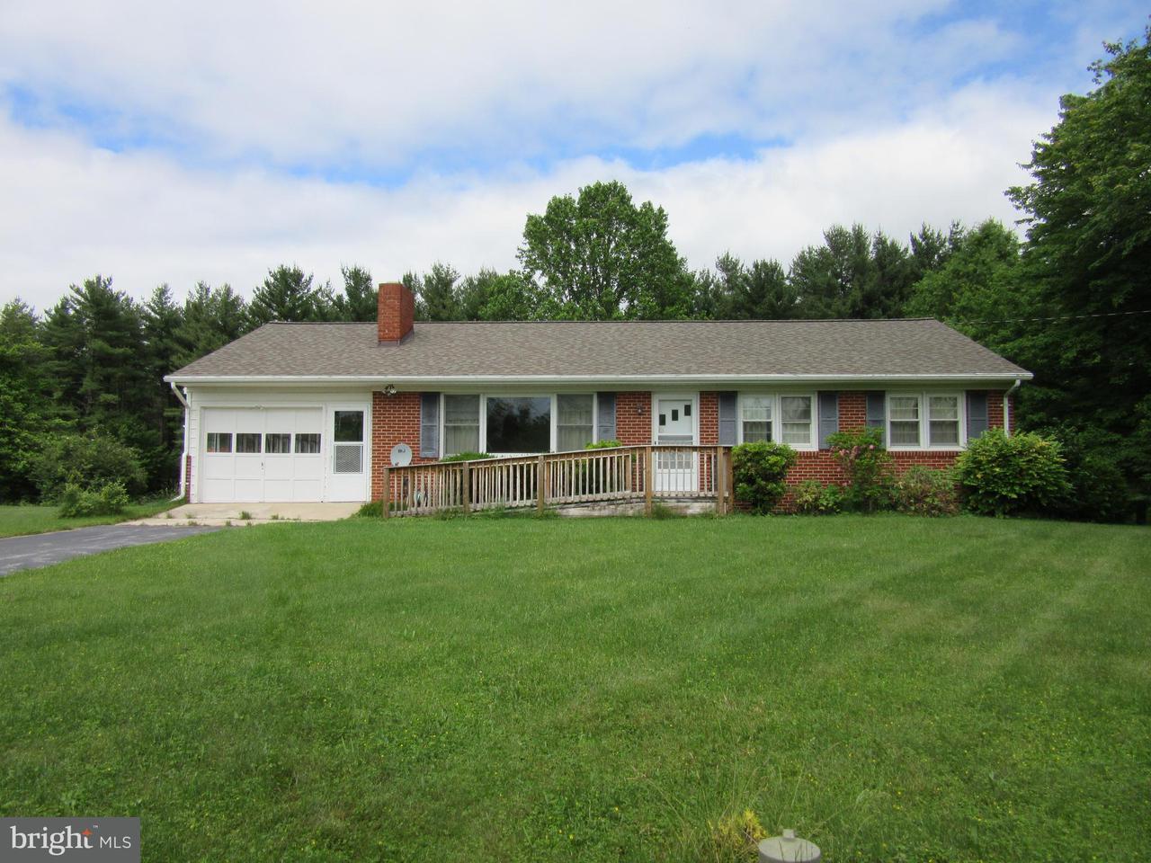 단독 가정 주택 용 매매 에 1329 THURSTON Road 1329 THURSTON Road Dickerson, 메릴랜드 20842 미국