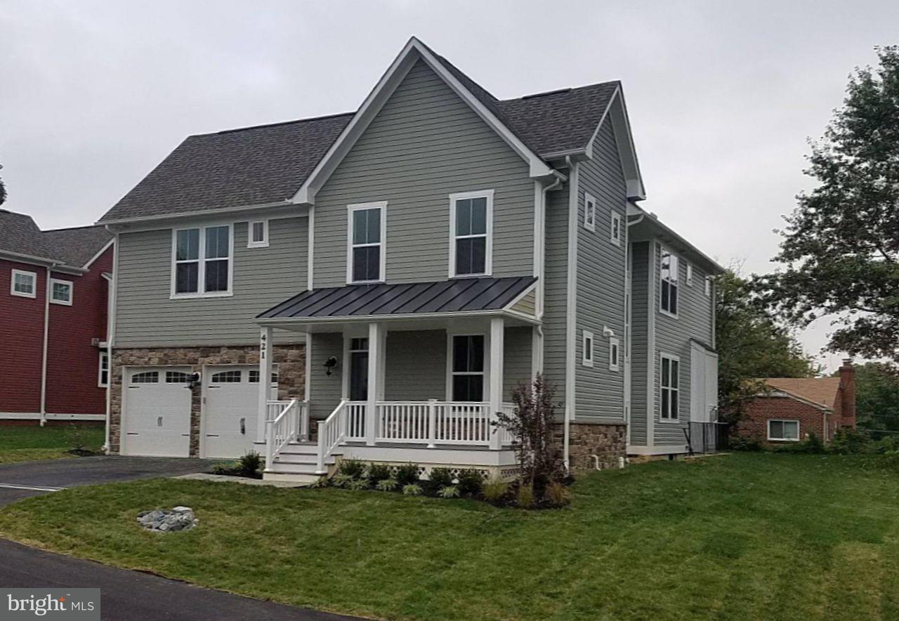 Single Family Home for Sale at 421 DENNIS Avenue 421 DENNIS Avenue Silver Spring, Maryland 20901 United States