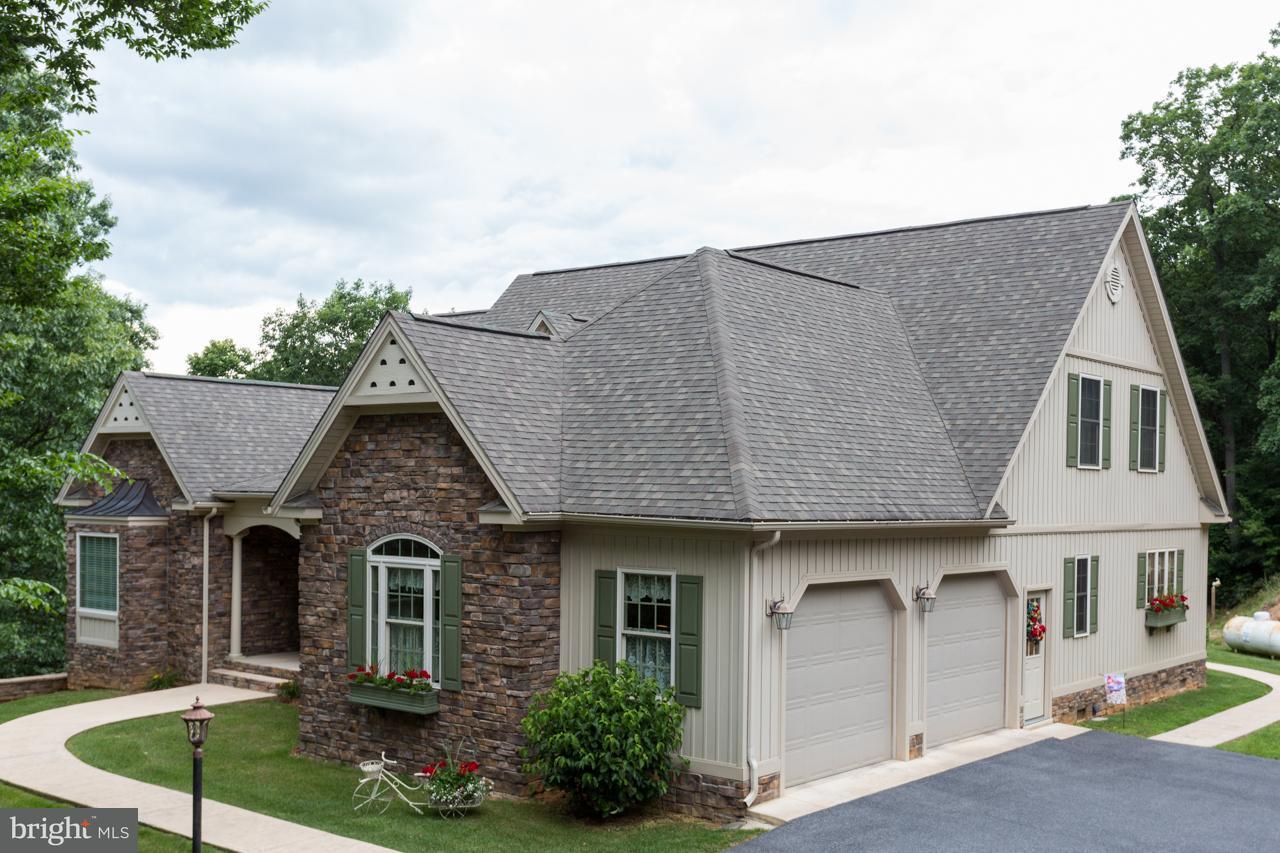 一戸建て のために 売買 アット 1756 BALKAMORE HILL Road 1756 BALKAMORE HILL Road Stanley, バージニア 22851 アメリカ合衆国