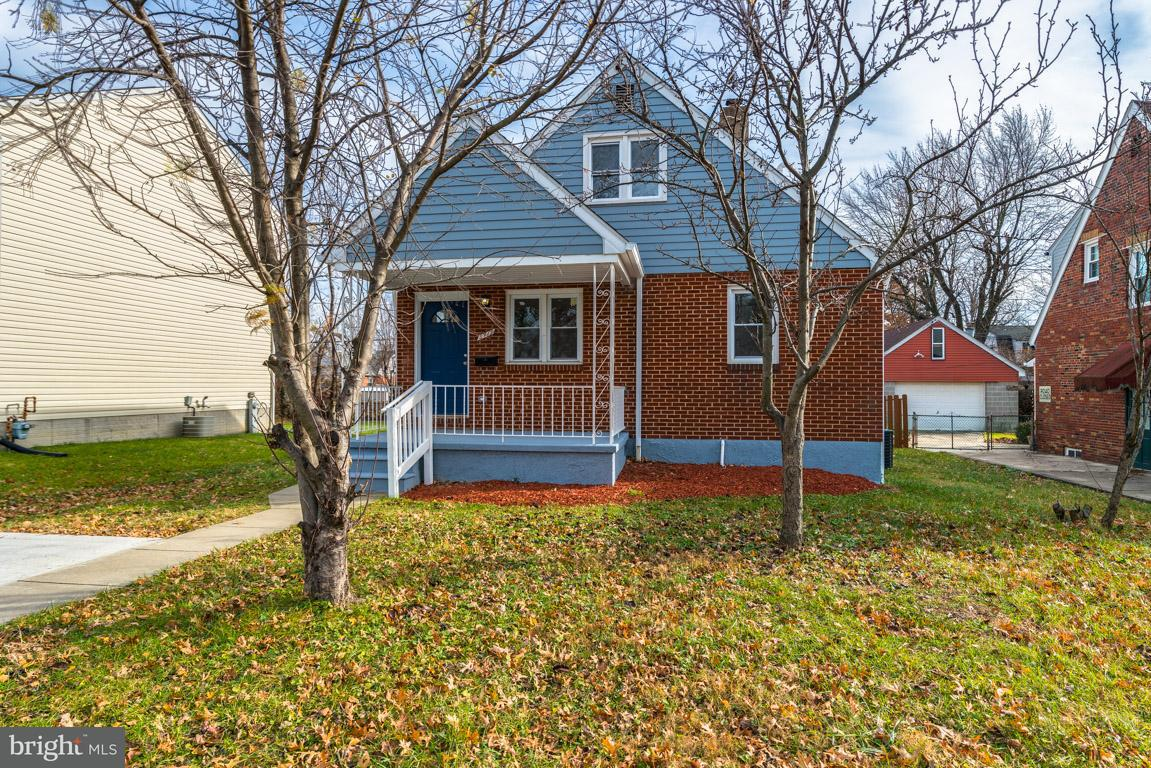 Single Family for Sale at 5419 Hillburn Ave Baltimore, Maryland 21214 United States