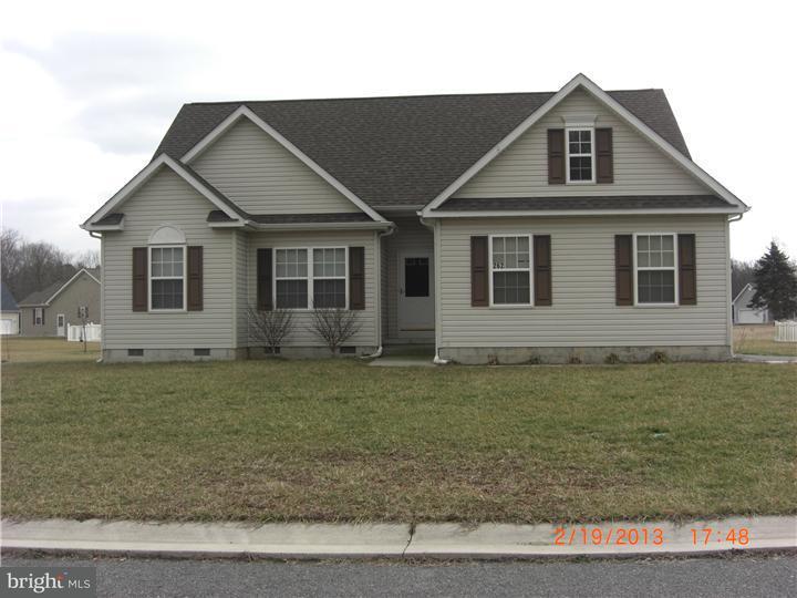 Single Family Home for Rent at 262 FOX RUN Drive Magnolia, Delaware 19962 United States