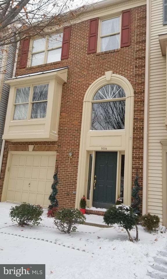 Townhouse for Sale at 5334 BUXTON Court 5334 BUXTON Court Alexandria, Virginia 22315 United States