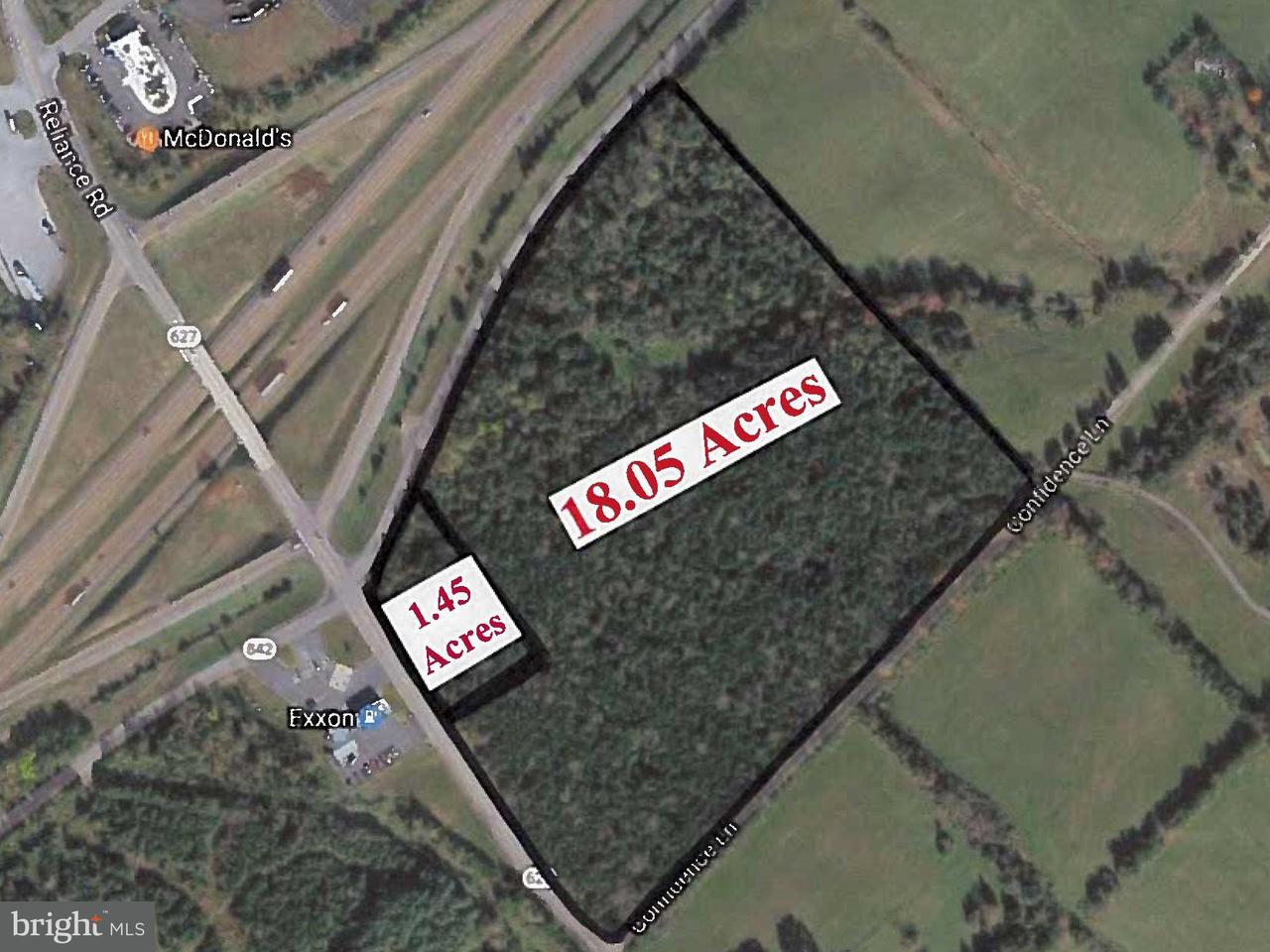 Terreno por un Venta en Reliance Road Reliance Road Middletown, Virginia 22645 Estados Unidos