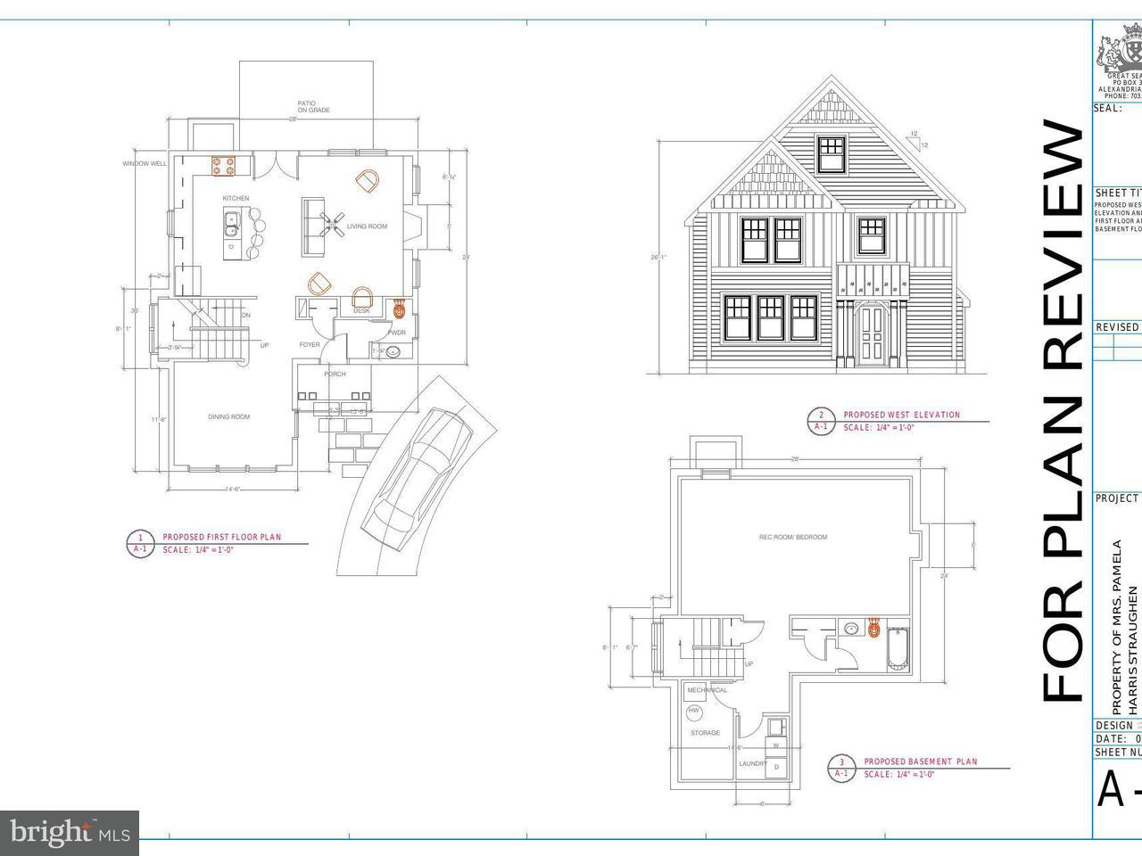 Additional photo for property listing at 1933 LORTON Street 1933 LORTON Street Arlington, Virginia 22204 United States