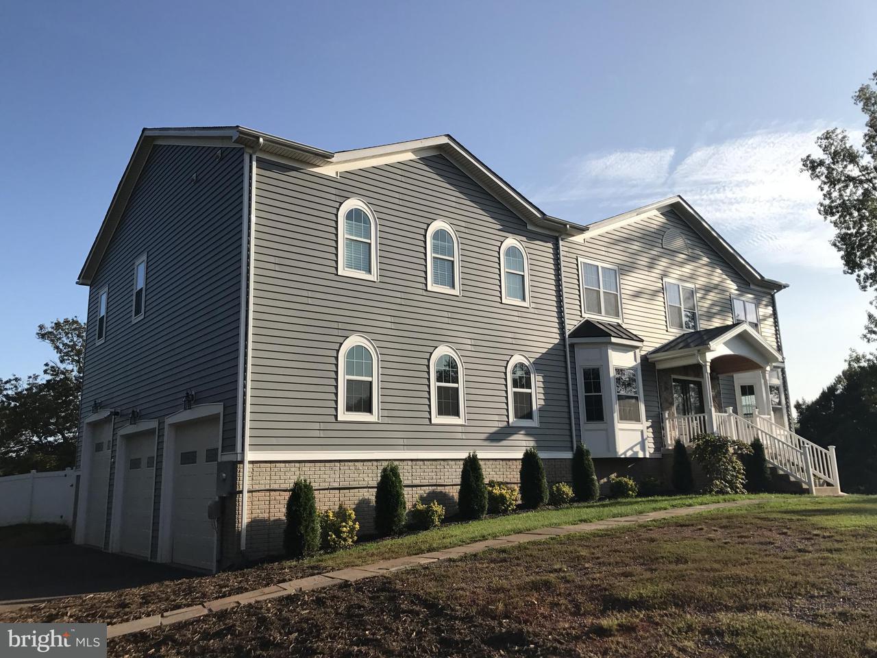Single Family Home for Sale at 9317 BRENTSVILLE Road 9317 BRENTSVILLE Road Manassas, Virginia 20112 United States