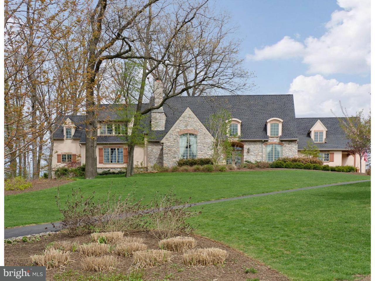 Maison unifamiliale pour l Vente à 1960 VELVET Trail Hellertown, Pennsylvanie 18055 États-Unis