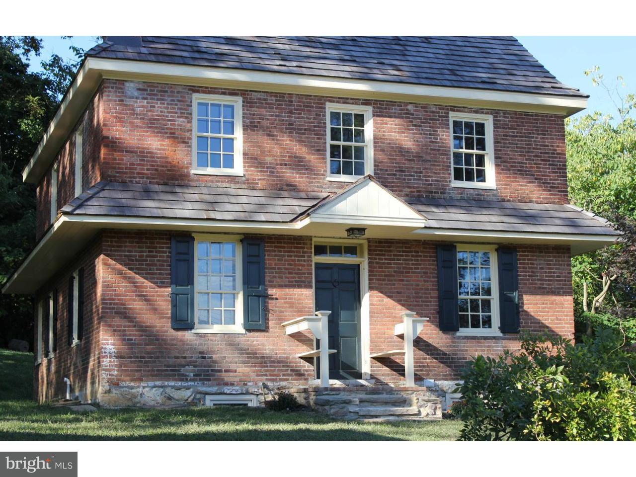 Maison unifamiliale pour l Vente à 112 PASCHALL MILL Road West Grove, Pennsylvanie 19390 États-Unis