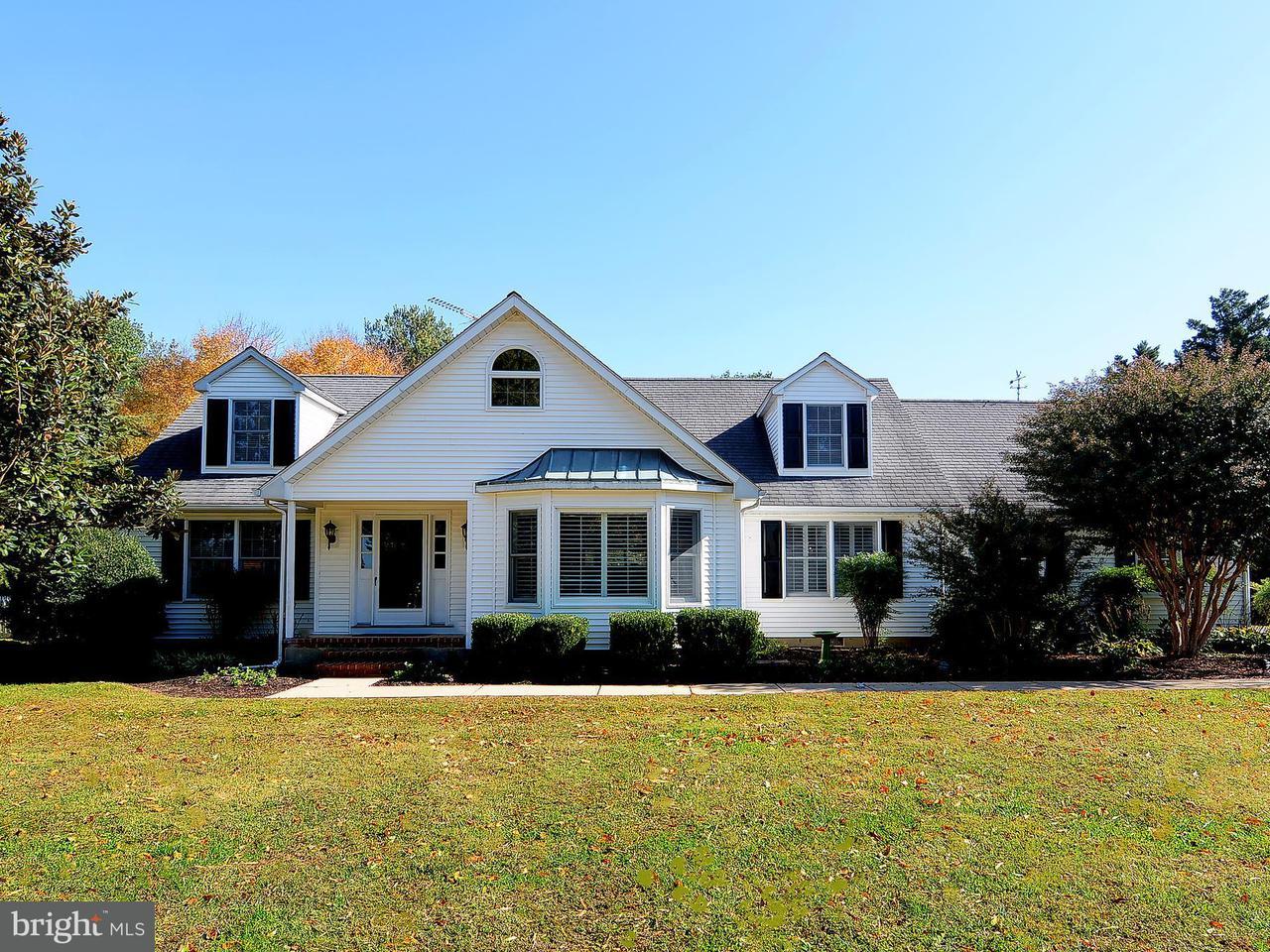 Maison unifamiliale pour l Vente à 7846 WOODLAND Circle 7846 WOODLAND Circle Easton, Maryland 21601 États-Unis