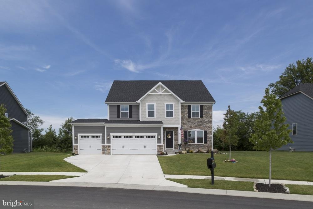 Einfamilienhaus für Verkauf beim 6510 WILD PLUM Drive 6510 WILD PLUM Drive Frederick, Maryland 21703 Vereinigte Staaten